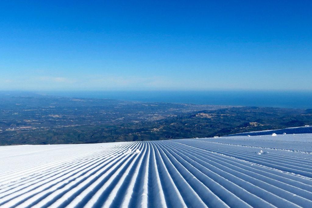 Skiing in Chieti Abruzzo